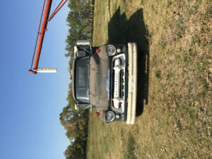 1957 chev truck for sale