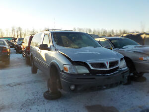 2002 Pontiac Montana Now Available At Kenny U-Pull Cornwall