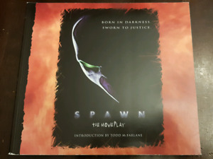 Rare Spawn The Movieplay - Scene by Scene Collectors Edition