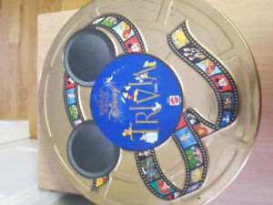 The Wonderful World of Disney Trivia Game in Collectors Tin