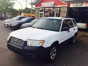2006 Subaru Forester with only 139 KM
