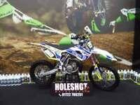 Husqvarna TC 85 Motocross bike HGS exhaust system