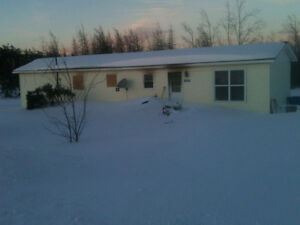 ***LAST CHANCE*** DAMAGED HOME FOR CAMP/COTTAGE **MUST GO**