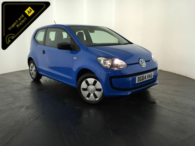 2014 64 VOLKSWAGEN TAKE UP 1 OWNER SERVICE HISTORY FINANCE PX WELCOME