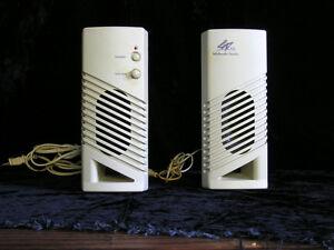 Multimedia Power Speakers (2) MODEL SP-60 SPE33 output: 6w