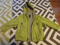Gap Fall or spring Jacket excellent condition size 3 t