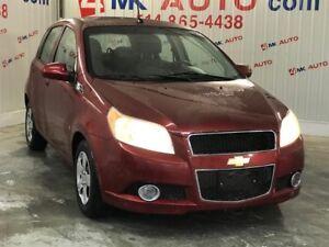 2009 Chevrolet Aveo LT, FINANCEMENT MAISON
