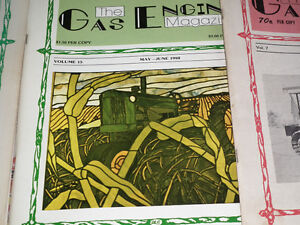 OLD GAS ENGINE AND TRACTOR MAGAZINES MINT . Windsor Region Ontario image 7