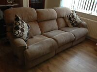 Lazy boy recliner sofa for sale