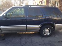 2001 GMC Jimmy SLE VUS