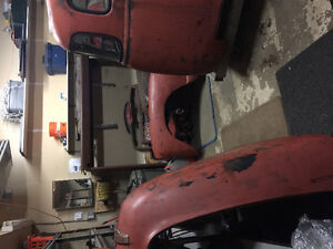 "1951 project truck ""PARTING OUT"""