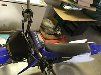 Wr 400 Yamaha for sale or trade for kids snowmobile