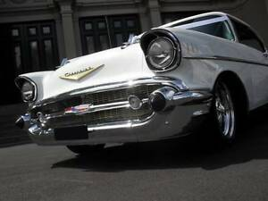 Rockin' Chevy Hire - 1957 Chevrolet Bel Air Coupe Melbourne CBD Melbourne City Preview
