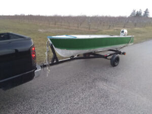 Alumacraft 14 Ft | Kijiji in Ontario  - Buy, Sell & Save with