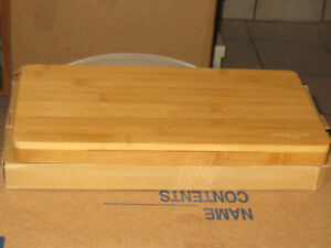 Larger Deluxe Cheese Board with Utensil Drawer