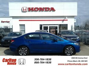 2015 Honda Civic EX CVT
