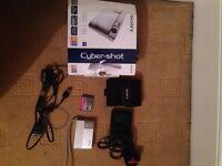 SONY Cyber-shot DSC-T10 7.2mp camera