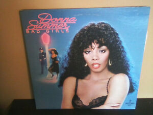Donna Summer vinyl