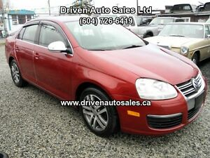 2006 Volkswagen Jetta TDI Turbo Diesel 5 Speed Manual Sedan