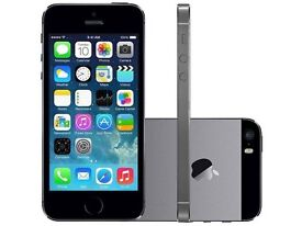 I phone 5s boxed grey 16gb mint swap for galaxy note only