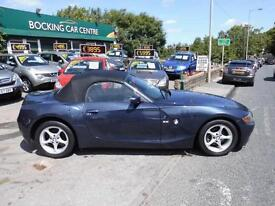 BMW Z4 2.2i 2005 SE Roadster 73000MLS EXCELLENT ELECTRIC ROOF,