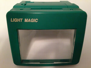 Light Magic Visual Booster for Gameboy (Green)