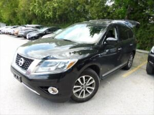 2013 Nissan Pathfinder SL 4X4! LEATHER! POWER SEATS! HEATED S...