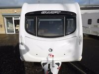 2011 Swift Challenger 530 Lovely 4 berth caravan good condition through out