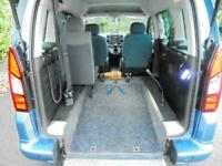 Citroen Berlingo 1.6 VTi Feel WAV Wheelchair Accessible Vehicle