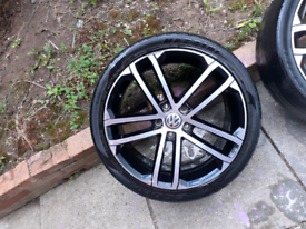Golf gtd wheels