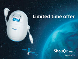 SHAW DIRECT PVR SYSTEM