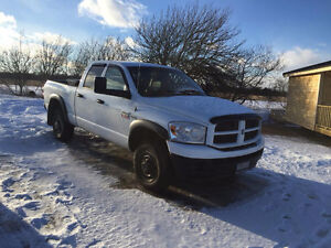 2009 Dodge Power Ram 2500 Laramie Pickup Truck