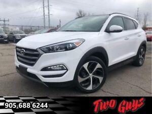 2016 Hyundai Tucson Limited  - Ex-lease -  - AWD