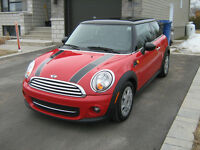 2012 Mini Cooper Knightsbridge Package avec GARANTIE PROLONGÉE