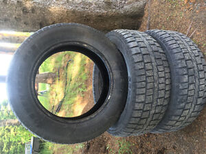 SELLING 3 COOPER DISCOVERY M+S 275/60R20
