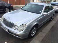 2006 Mercedes Benz E class E280 Saloon Diesel- MINT