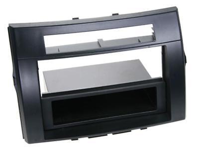For Toyota Corolla Verso Zer Zze Car Radio Panel Mounting Frame 1-DIN Black