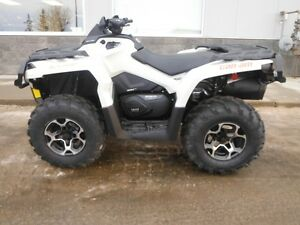 2015 Can-Am Outlander XT 650
