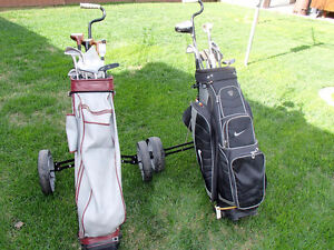 Complete - 2 Right Handed Golf Sets