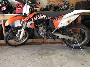 2012 KTM 350sx-f