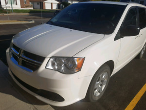 Dodge Caravan 2013 Accident Free