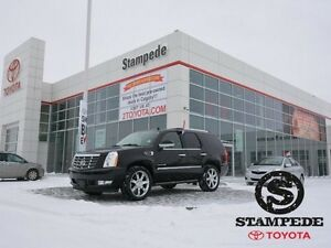 2012 Cadillac Escalade AWD 4DR PREMIUM W/NAVI AND R.DVD