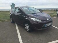 2009 Ford Fiesta 1.4 TDCi Style + 3dr £30 per year road tax 98k 3 owner HATCHBA
