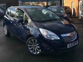 2013 Vauxhall Meriva 1.4 i 16v SE 5dr
