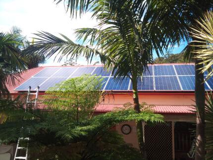 6KW Solar System, European Aurora Inverter, 24x 250WTier 1 Panels Toowoomba 4350 Toowoomba City Preview