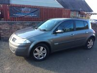 RENAULT MEGANE (53) 1 YEAR MOT, ONLY £595 LIKE ASTRA FOCUS GOLF FABIA 306 307