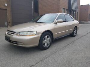 2002 Honda Accord SE V6  **CERTIFED**