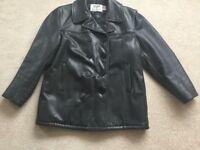 Schott 740N Leather Peacoat. £300