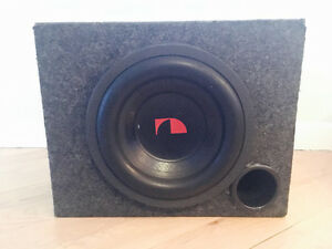Subwoofer Nakamichi SPW1000D