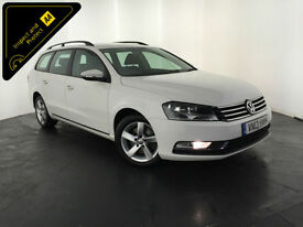 2013 VOLKSWAGEN PASSAT S BLUEMOTION TECH TDI ESTATE SERVICE HISTORY FINANCE PX